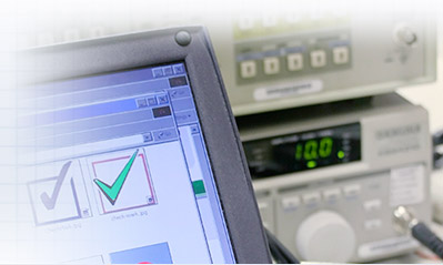We perform electrical testing, mechanical testing, environmental testing, as well as other testing services.